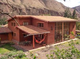 Jacaranda Guest House, budget hotel in Urubamba