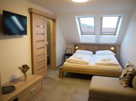Restaurace - Apartmány Bobule, hotel v destinácii Pavlov