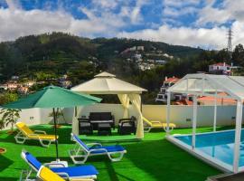 Funchal High View, hotel near Palheiro Gardens, Funchal