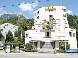 Sommerhotel Karwendel, barrierefreies Hotel in Innsbruck