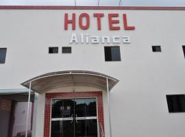 ALIANÇA HOTEL, hotel in Mundo Novo
