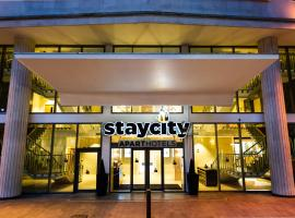 Staycity Aparthotels Liverpool Waterfront、リバプールのアパートメント