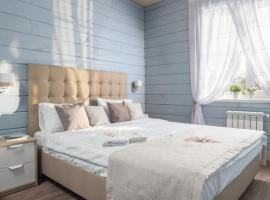 Country Club Zolotye Karasi, pet-friendly hotel in Ogudnëvo