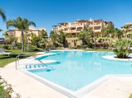 Quartiers Marbella Apartments, lägenhet i Estepona