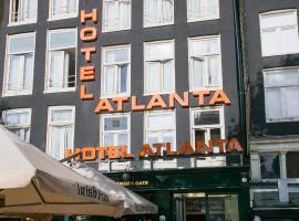 Hotel Atlanta, hotel cerca de Utrechtsestraat, Ámsterdam