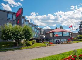 Ramada by Wyndham Kamloops, hotel em Kamloops