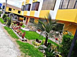 Hostal Mariscal Sucre, hotel near Quito Mariscal Sucre International Airport - UIO,