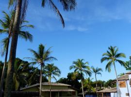 Tropical Village Flat, apartment in Arraial d'Ajuda