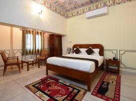 Virasat Mahal Heritage Hotel, hotel near City Palace, Jaipur
