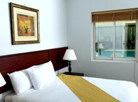 Al Dar Inn Hotel Apartment, apartment in Ras al Khaimah