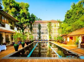 Savoy Hotel, boutique hotel in Yangon