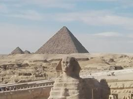 Atlantis pyramids inn, homestay in Cairo