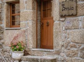 Casa Abraao, hotel cerca de Castillo de Belmonte, Belmonte