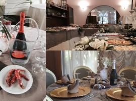 Hotel Donatella Pinarella, hotel a Cervia