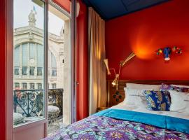 25hours Hotel Terminus Nord, hotel near Gare du Nord, Paris