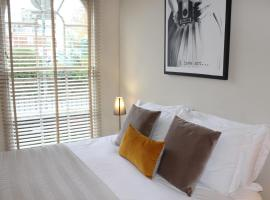 Bendene Townhouse, guest house in Exeter