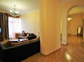nana,s apartment in Vere Park, accessible hotel in Tbilisi City