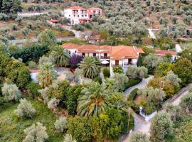 Villa Ble, vacation rental in Skopelos Town