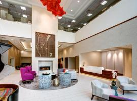 Homewood Suites by Hilton Salt Lake City Downtown, hotel in Salt Lake City
