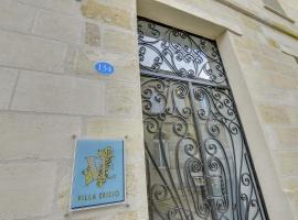 Villa Erizio, Bordeaux Centre, hotel near Chaban-Delmas Stadium, Bordeaux