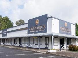 Grandeur Thermal Spa Resort, resort in Taupo