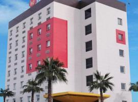 Hotel Hi ! Torreon Aeropuerto-Galerías, hotel en Torreón