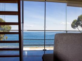 Hotel Onkel Inn Torres de Copacabana, hotel in Copacabana
