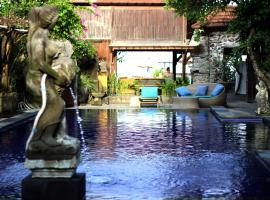 Diwangkara Beach Hotel & Resort, resort in Sanur