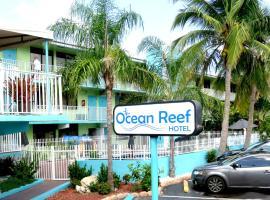 Ocean Reef Hotel, hotel in Fort Lauderdale