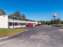 Motel 6-Connellys Springs, NC, hotel in Hickory
