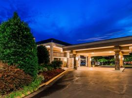 Best Western Dulles Airport Inn, hotell nära Washington Dulles internationella flygplats - IAD,
