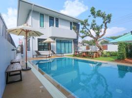 Summer Sense Sattahip Pool Villa, hotel near U-Tapao Rayong-Pattaya International Airport - UTP,