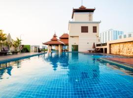 Aiyara Palace, отель в городе Северная Паттайя