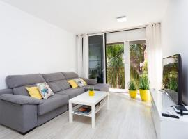 Monkey house, apartment in Santa Cruz de Tenerife