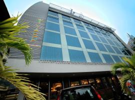 YASH INTERNATIONAL, accessible hotel in Kozhikode