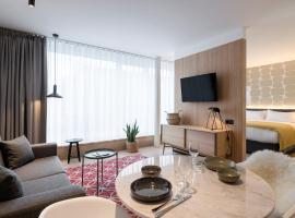 PREMIER SUITES PLUS Antwerp, boutique hotel in Antwerp