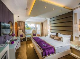 Residence Hotel Balaton, отель в Шиофоке