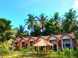 Edelweiss Homestay, family hotel in Kuta Lombok