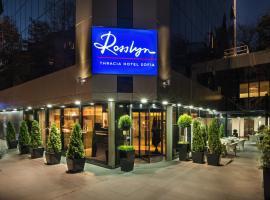 Rosslyn Thracia Hotel Sofia, отель в Софии