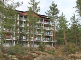 Aparthotel Simpsiönkullas, huoneisto Lapualla