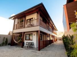 Banzai Brava Suítes, beach hotel in Itajaí