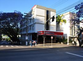 Cosmos Hotel, hotel near Sao Pelegrino's Church, Caxias do Sul