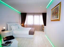 Metro Hotel Tirana, hotel v destinaci Tirana