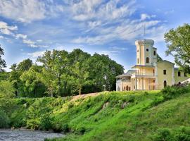 Keila-Joa Loss Schloss Fall, hotell sihtkohas