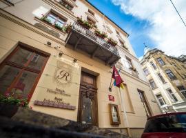 Reikartz Medievale Lviv, hotel near The St. Onuphrius Church and Monastery, Lviv