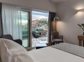 Elia Ermou Athens Hotel, spa hotel in Athens