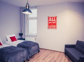 Apartamenty 21 Basic – apartament w Szczecinie