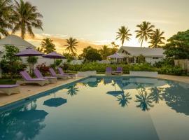 Tamanu on the Beach, hotel in Port Vila