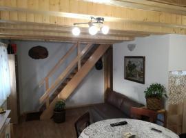 """Kuća za odmor """"Jasna"""" (Holiday home """"Jasna""""), hotel u blizini znamenitosti 'Nacionalni park Risnjak' u gradu 'Crni Lug'"""