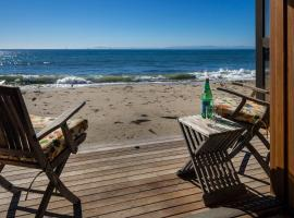 Boat House at Miramar Beach- Lower Unit, vacation rental in Santa Barbara